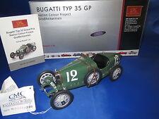 CMC M - 100-B-002 Bugatti Typ 35 GP #12  Limited Edition  1:18  OVP !!
