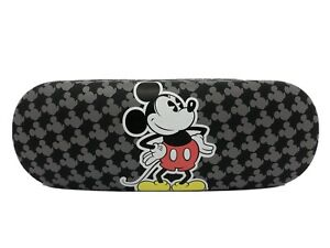 NEW Disney Mickey Mouse Hard Clamshell Eyeglasses Case