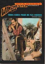 Star-Ciné Winchester N° 22/1971 - Troix Croix pour ne pas Mourir, Craig Hill