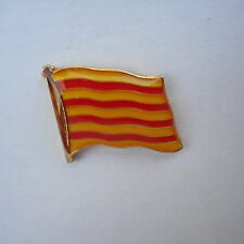 CATALUÑA BANDERA, bandera, pin, Divisa, Catalonia, Aguja