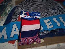 collection Echarpe club  Allez  France  sport supporter bleu blanc rouge