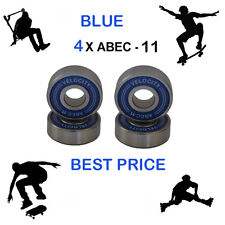 4 Abec 11 608 wheel bearings stunt scooter Skateboard Quad inline roller skate 9