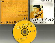 FRANKIE CUTLASS w/ BIZ MARKIE Roxanne Shante BIG DADDY KANE Cypher 5TRX PROMO CD