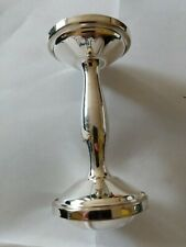 Silver Plated Baby Rattle