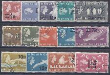 No 16) Falkland Islands Dependencies used, cto