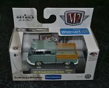M2 MACHINES CASTLINE VW AUTO THENTICS 1961 VW DOUBLE CAB TRUCK USA MODEL WMTS07