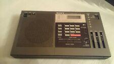 Sony Fm/Am Pll Synthesized Receiver Icf - 2001