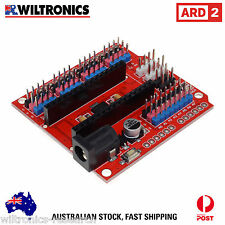Arduino Nano Expansion Breakout Board Shield - USB ARD2-1055