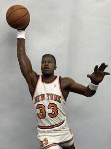 Patrick Ewing New York Knicks NBA McFarlane Hardwood Classics Legends Series 4