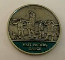 Aug 2005 Geocoinclub First Finders Dance Geocoin - ACTIVATED