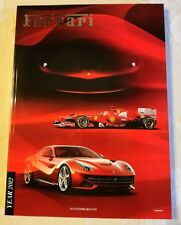 OFFICIAL FERRARI MAGAZINE YEAR 2012 NR 19 YEARBOOK NEW
