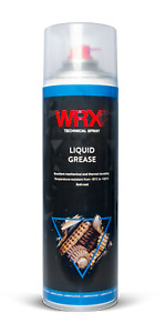 WRX Liquid Grease Spray 500 ml – Exellent Corrosion Prevention & Water Resistant