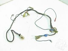 1980 Yamaha TT250 Main Wiring Harness Loom