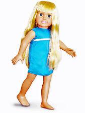 "Emma 18"" Springfield Girl Doll Long Dark Hair Soft Body Moveable Arms & Legs"