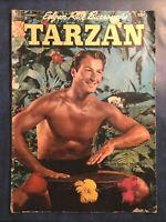 DELL COMIC, AUGUST 1952, TARZAN, #35 (Ralph Kiner, Pittsburg Pirates)