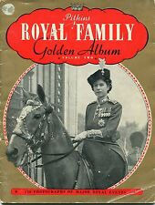 C1952 Booklet 'Pitkins Royal Family Golden Album' Vol.2, 110 Photographs