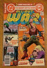 All Out War #2 - DC Comics - 1979