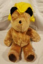 Vintage Paddington Bear Plush Eden Toys Inc 1981 London England 16 inch