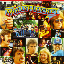 CD - Molly Hatchet - Double Trouble Live - #A1005