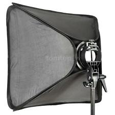 Godox 50cm Folding Softbox + S Speedlite Bracket for Bowens Mount + Bag O21X