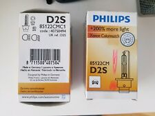 2x Philips Colormatch D2S Xenon Brenner