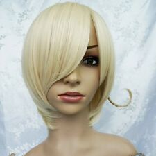 APH Axis Powers Hetalia Norway Anime Costume Cosplay Wig +Track +Free Cap