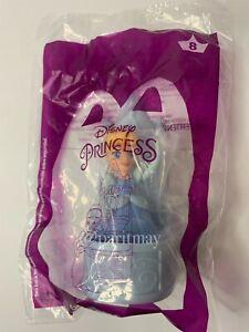 2021 Mcdonalds Disney Ultimate Princess Happy Meal Toys : CINDERELLA (NIB)