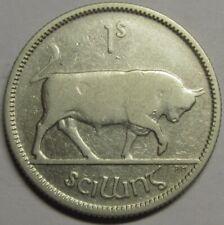 Ireland 1 shilling 1928 KM# 6 SILVER