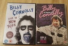Billy Connolly  DVD x 2