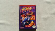 NES Mighty Final Fight, Custom Art case only, no game included