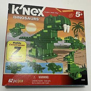 Knex Dinosaurs 7 Models