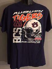 Auburn Tigers 2014 BCS National Championship Game NCAA Football Mens Large Shirt