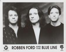Robben Ford and The Blue Line- Music Publicity Photo