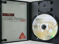 BioHazard Resident Evil Code Veronica PS2 Sony Playstation 2 From Japan