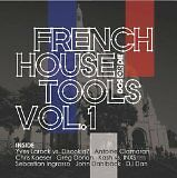 LAROCK Yves, CLAMARAN Antoine... - French house tools vol 1 - CD Album