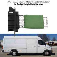 A/C Heater Blower Motor Resistor Regulator for Dodge Freightliner Sprinter