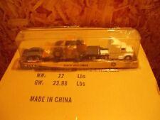 John Deere Semi tractor w/ wheel loader Ertl NIP NW in package toy 1/64