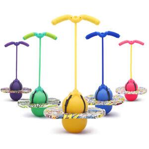 Pogo Jumping Fitness Balance training Exercise Bouncing Ball