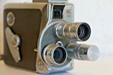 8mm Film Camera C8S  Keystone K-38 OLYMPIC 8mm - Excellent Working Condition!