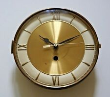 Vintage Spartus Wall Clock Rare Accurate Time
