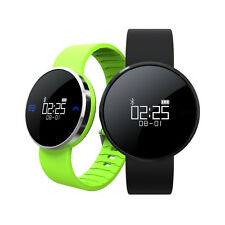 Bluetooth Bluetooth Smart Watch Bracelet Heart Rate Phone Mate for IOS Andriod