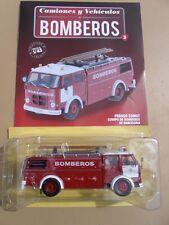PEGASO Comet BOMBEROS Camion Pompier BARCELONE 1/43 Neuf boite, jamais déballé
