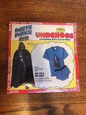 Vintage Boy's Underoos Darth Vader The Empire Strikes Back Size Large (10-12)