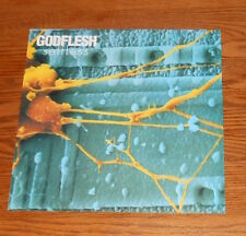 Godflesh Selfless Poster 2-Sided Flat Square 1994 Promo 12x12 RARE