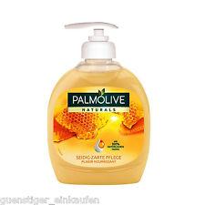 (9,63€/L) 300ml Palmolive Naturals Seidig Zarte Pflege Honig Handseife flüssig