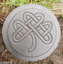 Gostatue celtic shamrock plastic mold concrete mold plaster mold mould