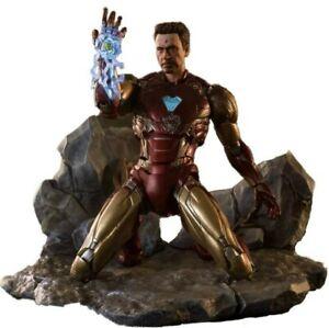 Marvel Avengers Endgame I Am Iron Man Mark 85 Sh Figuarts Bandai Tamashii figure