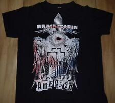 Rammstein Amerika Concert Shirt Small Slipknot Metallica Korn