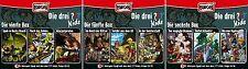 9 CDs * DIE DREI ??? (FRAGEZEICHEN) KIDS - FOLGE 10-18 (BOX 4-6) SET # NEU OVP =