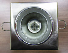 FIXED COMPACT DOWNLIGHT FLUORSECENT IN SILVER